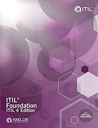 ITIL4 Foundation Manual