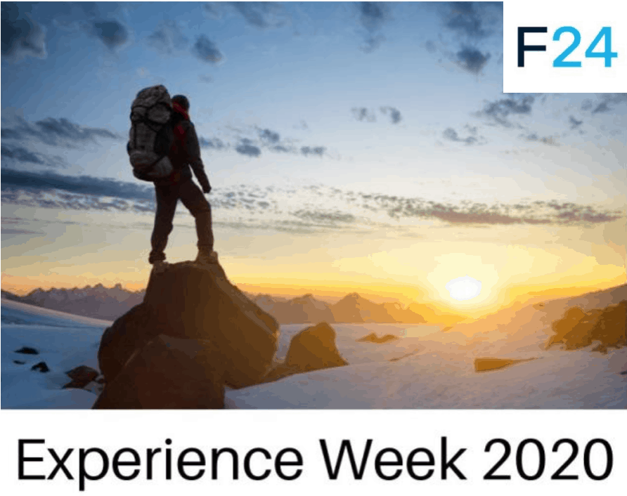 Presentation of Uxía Fernández about BIA at Experience Week 2020