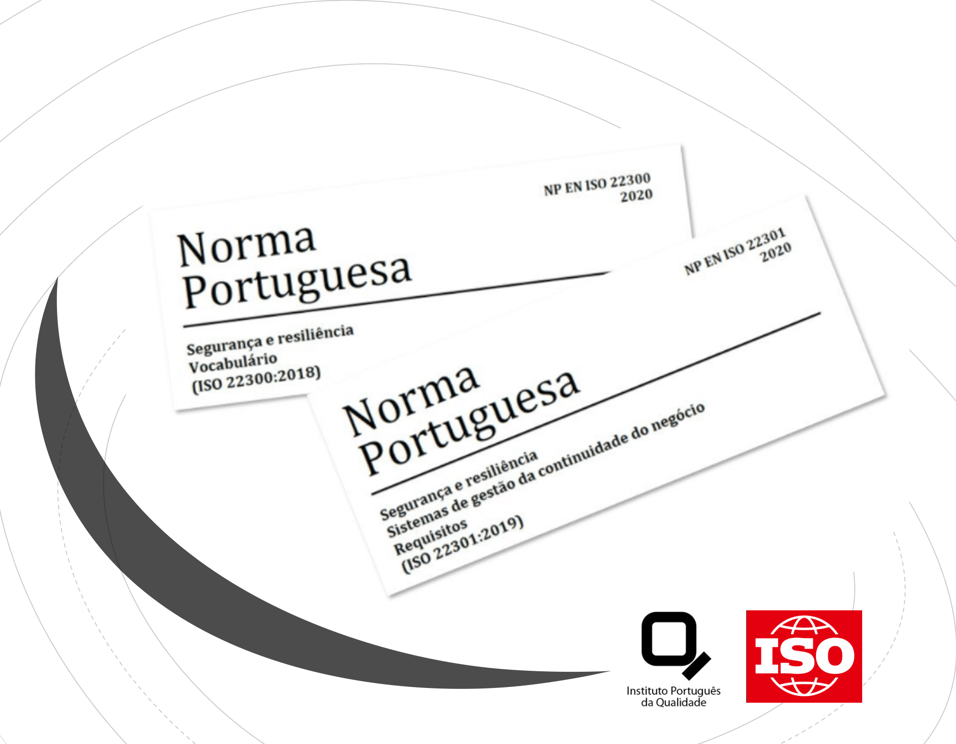 ISO standards published in Portuguese