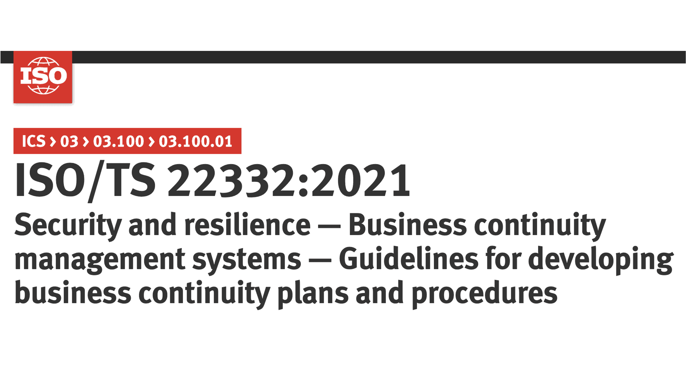 ISO/TS 22332:2021