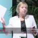 Lynda Cooper presentando las novedades de la ISO 20000-1:2018
